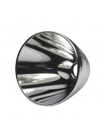 55mm (D) x 40mm (H) SMO / OP Aluminum Reflector