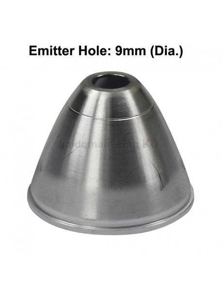 41.5mm (D) x 31.5mm (H) SMO Aluminum Reflector