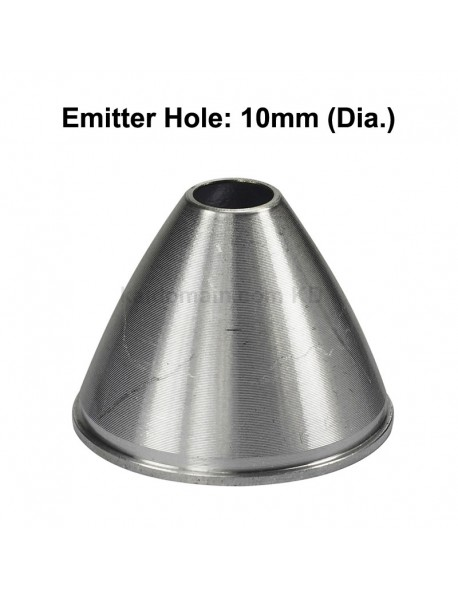 41.5mm (D) x 31mm (H) OP Aluminum Reflector for Cree XHP70.2
