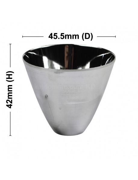 45.5mm (D) x 42mm (H) SMO Aluminum Reflector (Thin version)