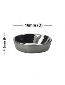 16mm (D) x 4.3mm (H) OP Aluminum Reflector (1 PC)