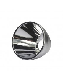 29.6mm (D) x 24.2mm (H) SMO Aluminum Reflector for Cree XHP70 (1 PC)