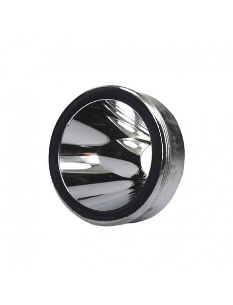 23mm (D) x 15mm (H) SMO Aluminum Reflector (1 PC)