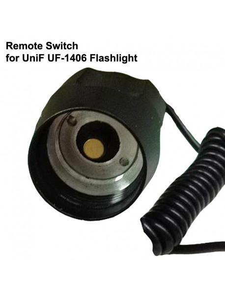 UniqueFire Remote Switch for UniqueFire UF-1406 Flashlight