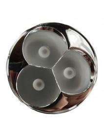 52mm(D) x 26mm (H) SMO Aluminum Reflector