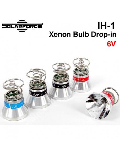 Solarforce IH-1 6V Xenon Gas Bulb-reflector Module