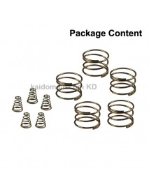 DIY Battery / Driver Contact Support Springs for 26.5mm Flashlights (5 set)