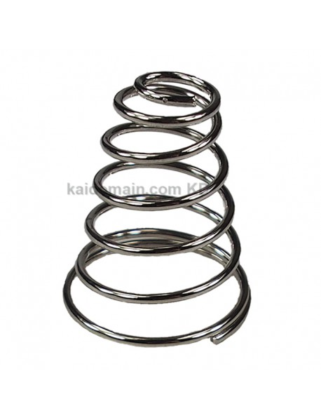 31mm(D)x35mm(H) DIY Nickel-plated Battery / Driver Contact Support Springs for Flashlights ( 1 pc )