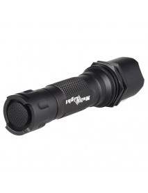 Hugsby M22 Cree XP-E R3 250 Lumens 1-Mode LED Flashlight - Black ( 1x18650 / 2x16340 / 2xCR123 )