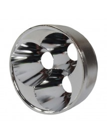 52mm(D) x 19mm(H) SMO Aluminum Reflector for 3 x Cree XM-L (1 pc)