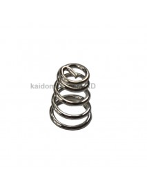 7mm (D) x 10mm (H) Nickel-plated Spring (5 pcs)