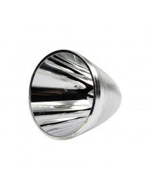 55mm (D) x 50mm (H) SMO Aluminum Reflector