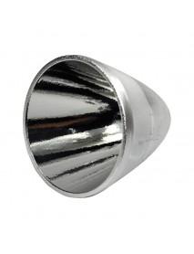 55mm(D) x 50mm(H) OP Aluminum Reflector