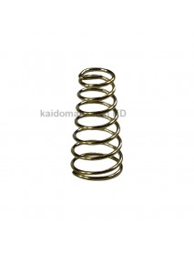8mm (D) x 14mm (H) Gold Plated Spring (5 pcs)