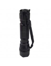 501B Flashlight Shell - Black (1 pc)
