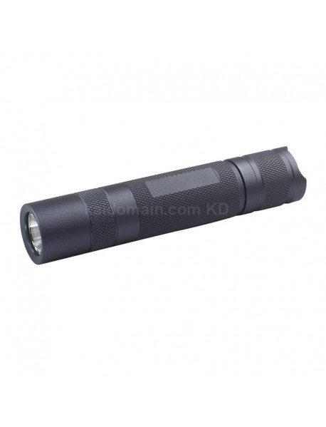 S2 Plus Flashlight Host with Metal Switch 120mm x 24mm
