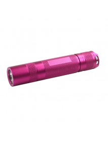 S2 Plus LED Flashlight Host 118mm x 24mm - Pink
