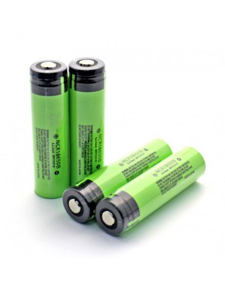 Soshine 18650P-3.7-3400T 3.7V 3400mAh Rechargeable 18650 Battery (4 pcs)