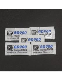 DIY GD900 Thermal Conductive Compounds Soft Pack 0.5g (5 pcs)