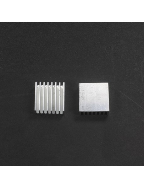 DIY Aluminium Led Heatsink for LED Cooling A-Type (2 pcs)