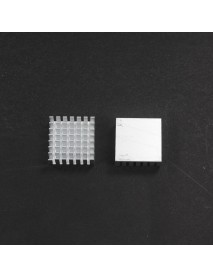 DIY Aluminium Led Heatsink for LED Cooling B-Type (2 pcs)