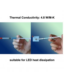 DIY GD900 Thermal Conductive Compounds with Injection Tube 1g (2 pcs)