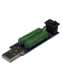 KYX-CD2 USB Power Load Resistance Module - 1 pc
