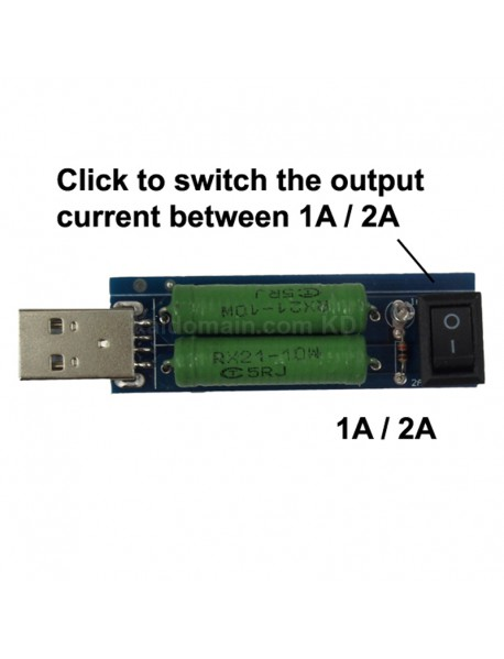 KYX-CD2 USB Power Load Resistance Module - 1 pc