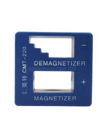 CMT-220 2-in-1 Screwdriver Magnetizer and Demagnetizer Tool - Blue ( 1 pc )
