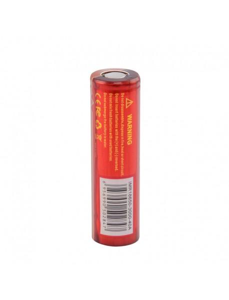 TrustFire 18650 40A 3.7V 3000mAh Rechargeable Li-ion 18650 Battery