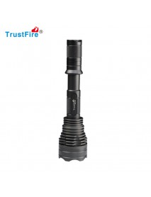 TrustFire SST-50 White 1300 Lumens 5-Mode Powerful Tactical LED Flashlight  (2x18650)