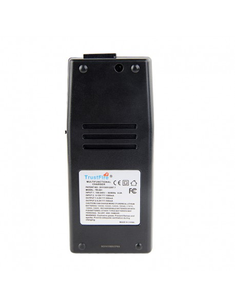 TrustFire TR-001 500mAh 3.7v Battery Charger for 10430 / 10440 / 14500 / 16340 / 17670 / 18500 / 18650