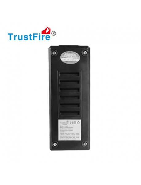 TrustFire TR-005 3V Battery Charger for 25500 / 26650 / 18650 / 18500 / 17670 / 16340 Battery