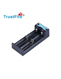 TrustFire Micro USB TR-016 Charger for 0440 / 14500 / 16340 /17335 17670 / 18350 / 18500 / 18650 Battery
