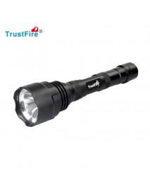 TrustFire TR-T1 Cree XM-L2 1600 Lumens 5-Modes Led Flashlight (2 x 18650)