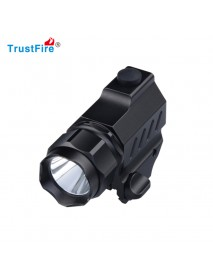 TrustFire G01 XP-G R5 LED 320 Lumens 2-Mode Tactical Gun Light for Compact Pistols