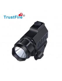 TrustFire G02 XP-G R5 320 Lumens 2-Mode Tactical Gun Light