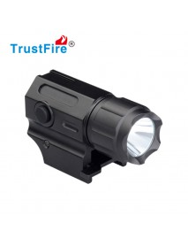 TrustFire G03 XP-G R5 LED 210 Lumens 2-Mode Tactical Gun Light for Rifles and Pistols