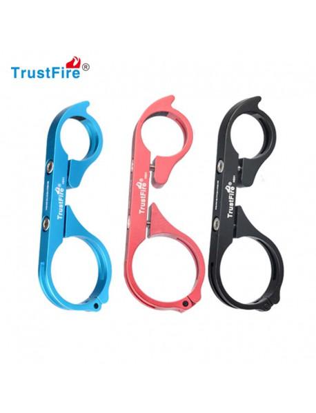 TrustFire HE01 Carbon Fiber Handlebar Extender for Bike Light