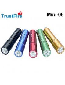 TrustFire MINI-06 Philips White LED 90 Lumens 1-Mode Mini LED Flashlight