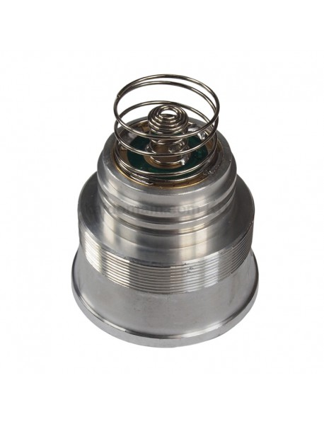 Triple Custom Color 2000 Lumens Drop-in Module for TrustFire 3T6 Flashlight (Dia. 51mm)