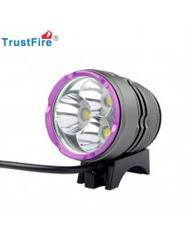 TrustFire TR-D006 Cree XM-L2 LED 1100 Lumens 3-Mode Bike Light (4 x 18650)