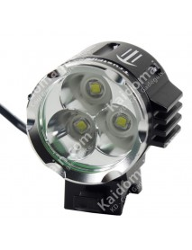 TrustFire TR-D011 3 x Cree XM-L2 U2 3-Mode 3600 Lumens Bike light + TrustFire TR-E01 4 x 18650 Power Bank