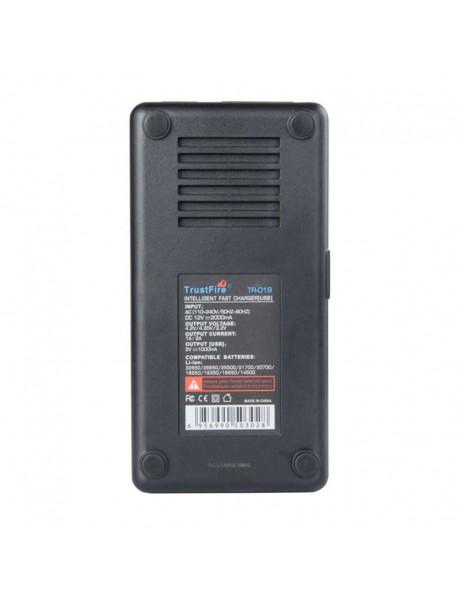 TrustFire TR-019 Intelligent Fast Charger ( US Plug )