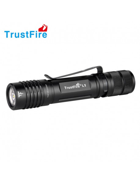 TrustFire L1 CA18-3X 385 Lumens Mini LED Flashlight ( 1xAAA/1x10440 )