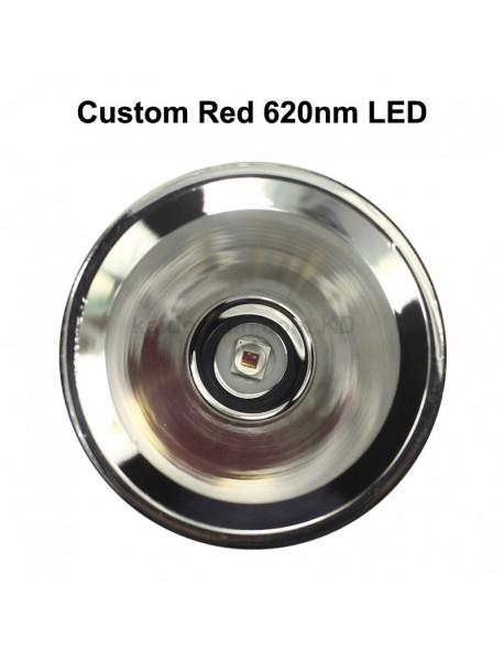 Custom Color LED 800 Lumens Drop-in Module for TrustFire T1 / TR-500 (Dia. 53mm)