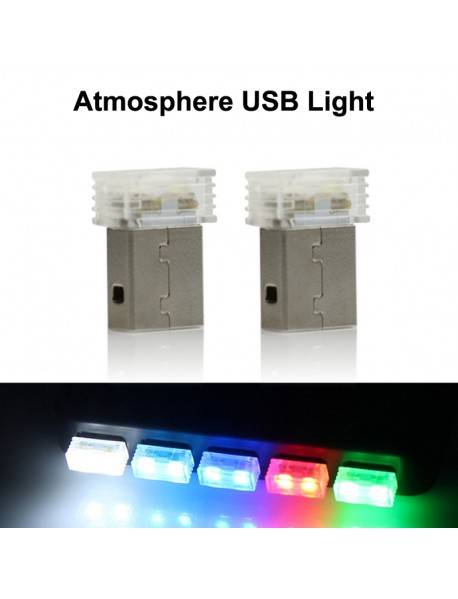 Mini Atmosphere USB Light (2 pcs)