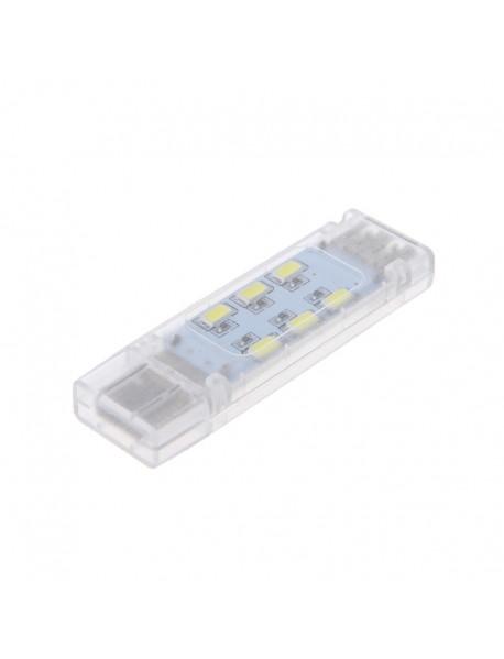 S29 Double Sided 12xLEDs USB LED Light (1 pc)