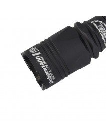 Armytek Dobermann Pro XHP35 HI White 1700 lumens 9-Mode LED Flashlight (1x18650 /   2xCR123A)