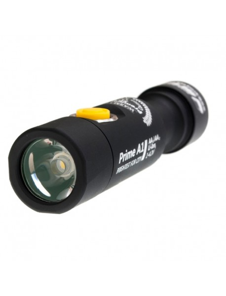 Armytek Prime A1 v3 XP-L White 600 lumens 6-Mode LED Flashlight (1xAA / 1x14500)